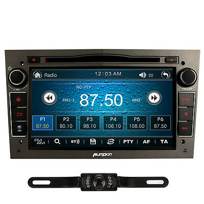kamera autoradio dvd gps navigation player f r opel. Black Bedroom Furniture Sets. Home Design Ideas