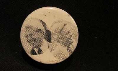 Jimmy Carter Walter Mondale 1970s Campaign Button 1""