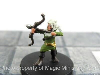 Elemental Evil FOREST GNOME RANGER #2 Icons of the Realms D&D miniature Dungeons