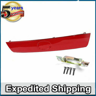 MotorKing For 05-10 Scion TC DS13P0B Liftgate Tailgate Hatch Door Handle 3P0 Red