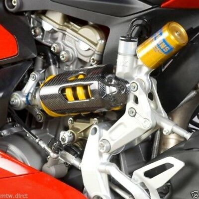 R&G  SHOCKTUBE SHOCK ABSORBER PROTECTOR COVER  Ducati 899 Panigale (2013)