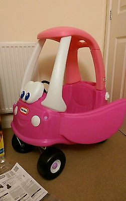 Little tikes cozy coupe police car spare parts picclick uk - Little tikes cozy coupe pink ...
