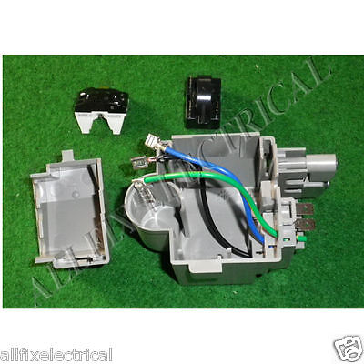 Embraco EMB66CLC Fridge Compressor PTC Start Relay & Overload - Part # 1454597