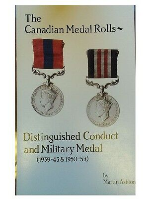 Distinguished Conduct and Military Medal - 1st Edition