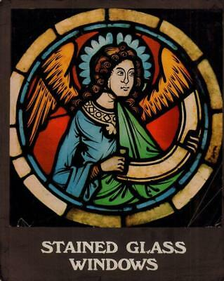 Stained GlaSS Windows(Book)Charles Van Beuningen-Acceptable