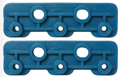 "Pack of (2) 1/4"" Modular Manifold Brackets Loc-Line® USA Original System #21195"