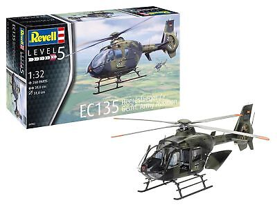 Revell EC135 Heeresflieger  German Army Aviation in 1:32 Revell 04982