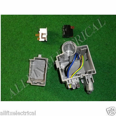 Embraco ECR65 Fridge Compressor PTC Start Relay & Overload - Part # 1448837