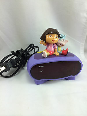 2004 Dora the Explorer Alarm Clock