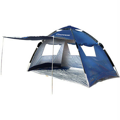 Mirage Eclipse Beach Tent Shelter Sun Shade Shield Tent