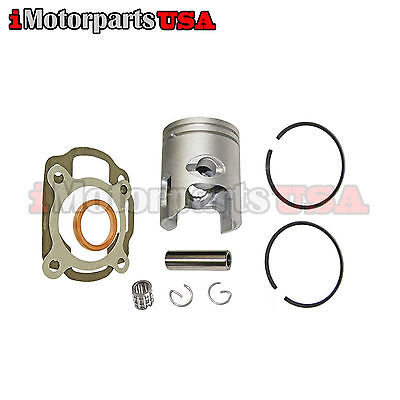 Eton Beamer Ii Iii 50 Matrix 50 50Cc 2 Stroke Scooter Piston And Rings Set