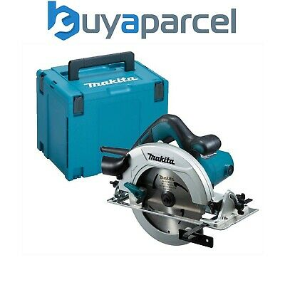 Makita HS7601J 240v Circular Saw 190mm 1200w in MakPac Carry Case Inc Blade
