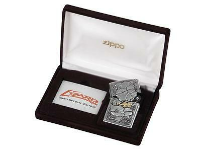 "ZIPPO SPECIAL EDITION ""LIZARD TRICK"" LIGHTER * NEW in BOX *"