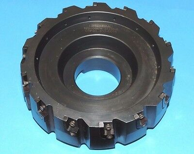 """Ingersoll 6.50"""" Power-Max Indexable 0° Flat On Face Mill (6K2A06R06 / 8K2A)"""