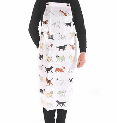 dog cat pet waterproof grooming cooking chef gardening apron gown wear