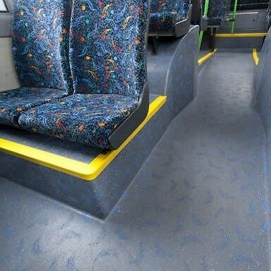 Bus / Coach Flooring - Heavy duty Altro Transflor vinyl flooring! REDUCED PRICE!