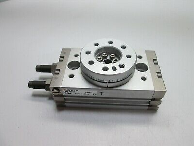 SMC MSQB20R Rotary Table Actuator 18mm Bore, 0.6MPa/87psi Max Operating Pressure