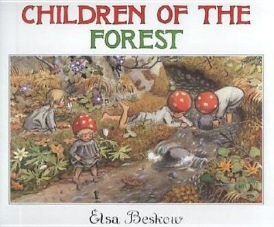 Children of the Forest 9780863150494 by Elsa Beskow, Hardback, BRAND NEW