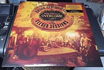 Springsteen Bruce- We Shall Overcome -Seger Sessions - 2 Lp Vinyl Promo Usa Mint