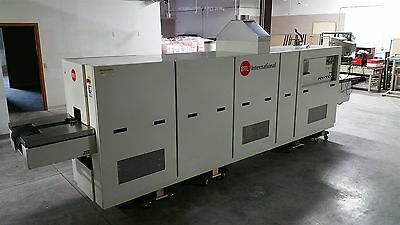 BTU International Belt Furnace TCA43-4-54-N48, 1080°C, 208VAC, 63A