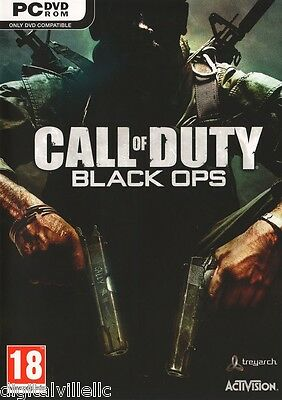 CALL OF DUTY Black Ops 2 II PC with Zombies Brand New