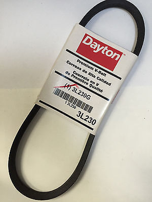 DURKEE ATWOOD 3L340 Replacement Belt