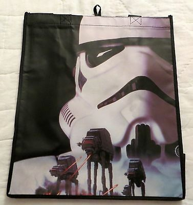 Star Wars Shopping Tote Bag - Stormtrooper And Walkers - New Limited Edition