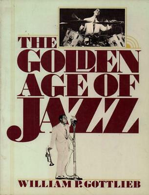 The Golden Age Of Jazz(Book)William P. Gottlieb-Acceptable