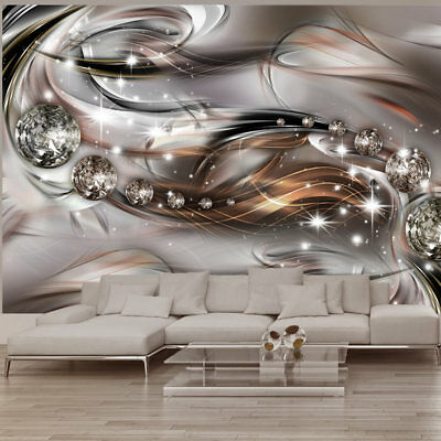 WALLPAPER - ABSTRACT -  NON-WOVEN HUGE PHOTO WALL MURAL ART PRINT a-A-0168-a-c