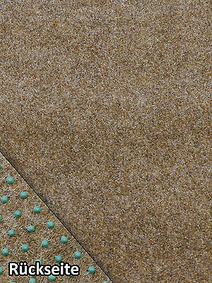 Grass carpet Artificial turf Comfort + light brown 400x250 cm