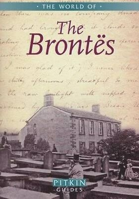 World of the Brontes 9781841654164 by Ann Dinsdale, Paperback, BRAND NEW