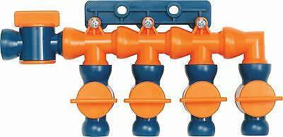 "Total Flow Control Manifold for 1/2""Loc-Line® USA Original Modular System #32098"