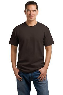 Port & Company PC54 Mens 5.4-oz 100% Cotton T-Shirt Tshirt NEW