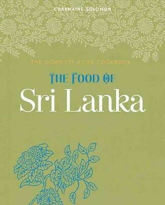 Complete Asian Cookbook Series: Sri Lanka and the Philippines 9781742706856, NEW