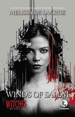 Winds of Salem: A Witches of East End Novel 9780316380737 by Melissa de La Cruz