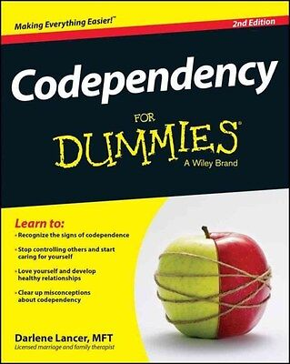 Codependency For Dummies 9781118982082 by Darlene Lancer, Paperback, BRAND NEW