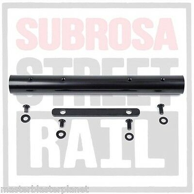 Subrosa Street Rail Connector Kit For Bmx Bike Skate Grind Rail Super Strong New