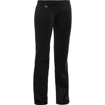 Under Armour Womens UA Perfect Pant Training Bottoms Running Yoga - Black