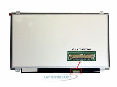 "Replacement LG Philips LP156WF6 SPB1 SP B1 eDP Laptop Screen 15.6"" LED HD"