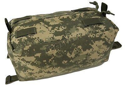 NEW London Bridge Trading LBT-9032A Modular Sustainment Pouch ACU Large Zippered