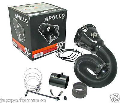 Kn Apollo Cold Air Intake Kit (57A-6040) Closed Induction System Civic Type R