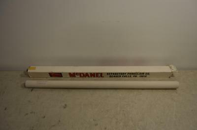 "McDaniel High Temperature Combustion Tube 30""x 1 1/4"""