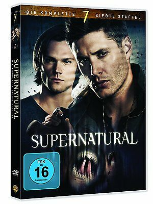 6 DVD-Box ° Supernatural - Staffel 7 ° NEU & OVP