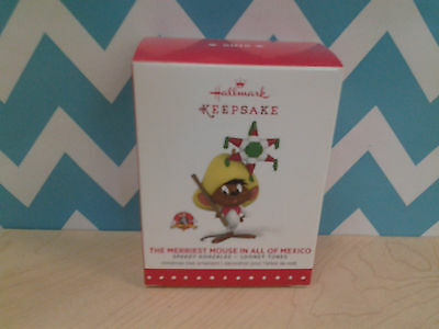 2015 Hallmark Ornament Merriest Mouse In All of Mexico NIB