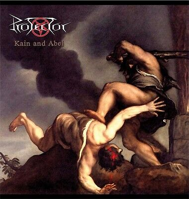 Protector - Kain and Abel, 2-LP, lim. 400, First Press, black Vinyl, NEW