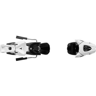 2015 Atomic FFG 7 White 90mm Ski Bindings