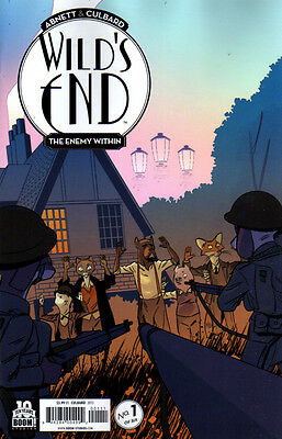 WILD'S END The Enemy Within #1 (of 6) New Bagged