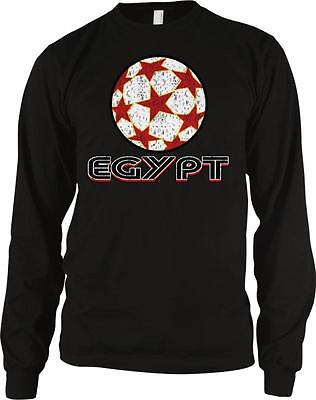 Arab Republic of Egypt Football Soccer Ball Pharaohs Long Sleeve Thermal