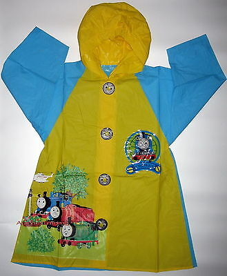Brand new Thomas The Tank boys Raincoat new release