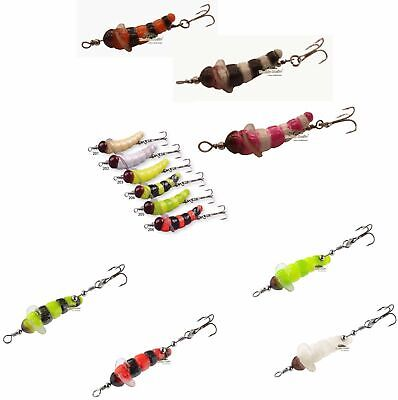 Spro Trout Master Camola 3,5cm, Balzer Killer Made 4cm Bienenmade Mummy Forelle
